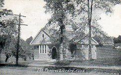 Pomfret, CT public library