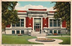 West Side Carnegie library, Evansville, IN