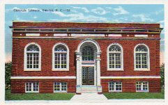 Sumter, SC Carnegie Library