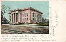 Lynn, MA public library