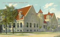 Sandusky, OH Carnegie library