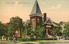 Asbury Park, NJ public library