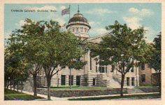 Guthrie, OK Carnegie library