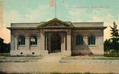 Escondido, CA Carnegie library