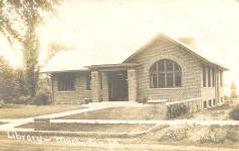 Winchester, IL Carnegie library