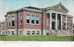 Lincoln, IL Carnegie library