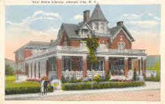 Your Home Library, Johnson City, NY