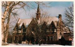 L.D. Fargo Librar, Lake Mills, WI