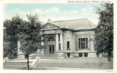 Kendall Young Public Library, Webster City, IA