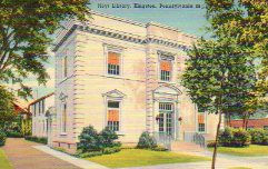 Hoyt Library, Kingston, PA