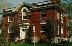 Susquehanna Co. Public Library & Museum, Montrose, PA