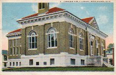 Middletown, OH Carnegie library