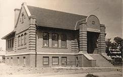 Alma, NE Carnegie library