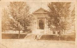 Lewistown, MT Carnegie library