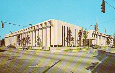 Ft. Wayne, IN's Allen County Public Library