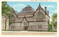 Berkshire Athenaeum, Pittsfield, MA