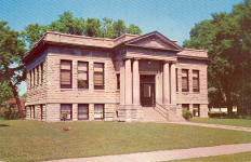 Humboldt, IA Carnegie library