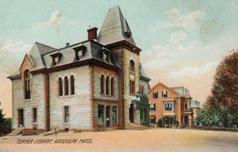 Turner Free Library, Randolph, MA