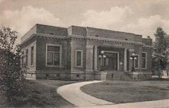 El Centro, CA, Carnegie library