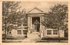 Midland, Ontario Carnegie library