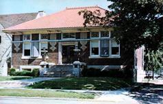 Carnegie Public Library, Milan, Ohio