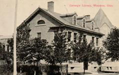 Wauseon, OH Carnegie library