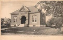 Thompson Free Library, Dover, ME