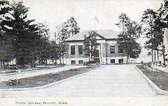 Bemidji, MN Carnegie library