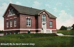 Merrill Memorial Library, Yarmouth, ME