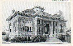 Jerseyville, IL, Carnegie library
