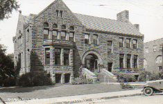 Muscatine, IA Public Library