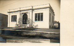 Benton Library, Canton, NY