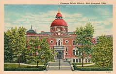 E. Liverpool, OH Carnegie library