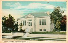 Avon-by-the-Sea, NJ Carnegie library