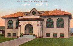 Monterey. CA Carnegie library