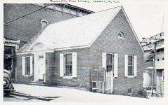 Keeseville, NY public library