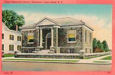 Floyd Memorial Library, Greenport, Long Island