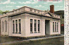Somerville, NJ public library