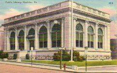 Hazleton, PA public library