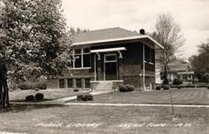 Logan, IA Carnegie library