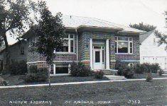 Nissen Library, St. Ansgar, IA