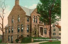 Leicester, MA public library