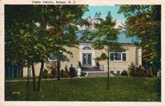 Belmar, NJ Carnegie library