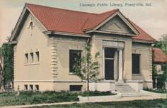 Poseyville, IN Carnegie library