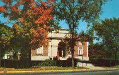 E.C. Scranton Library, Madison, CT