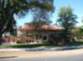 Photograph of T.B. Scott library in Merrill, WI. Copyright by Judy Aulik, 2010