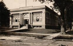 Clear Lake, IA Carnegie library