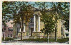 El Reno. OK Carnegie library