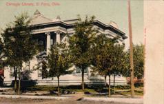 El Reno, OK Carnegie library