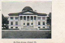 Oshkosh (WI) public library